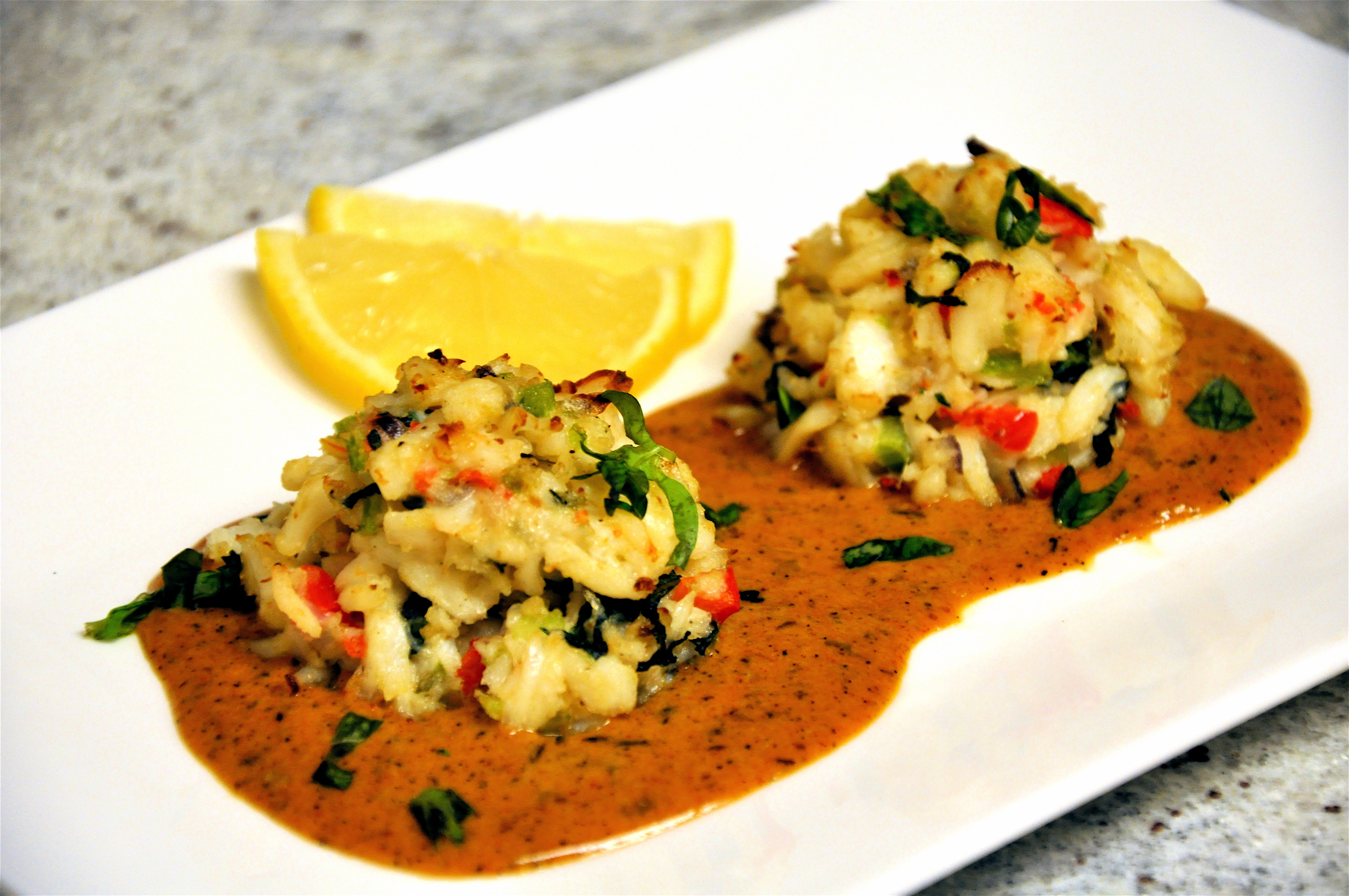 Low Fat Crab Cake Sauce Recipes